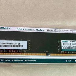 DDRam 3---4G/B1600 KINGMAX viễn sơn giá sỉ