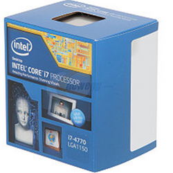 CPU Intel Core i7-4770 Tray Fan Box SOCKET 1150 giá sỉ