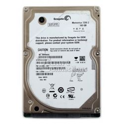 Hdd Laptop 160 Gb SEAGATE - SATA giá sỉ