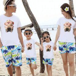 áo thun gia đình new C25 giá sỉ