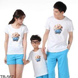 áo thun gia đình new C68 giá sỉ