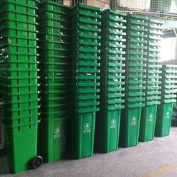 Giá thùng rác nhựa 240 lit từ THAILAND giá sỉ
