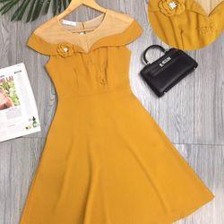 Đầm váy s m l xl 200 giảm nhẹ