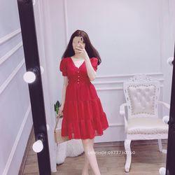 Đầm váy đầm tiểu thư siêu đẹp size s m l