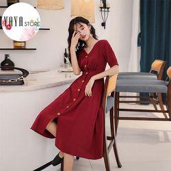 Đầm Váy Công Sở Thiết Kế - YT357 YAYA HOUSE giá sỉ