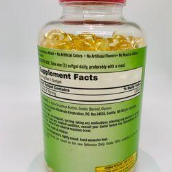 Viên uống Vitamin E 180mg 400iu Mỹ 500 viên làm đẹp da chậm quá trình lão hoá giá sỉ, giá bán buôn