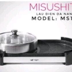 Nồi lẩu nướng điện MISUSHITA giá sỉ