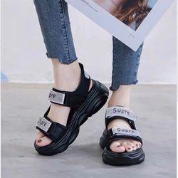 Giày sandal de banh mi ca tính giá sỉ