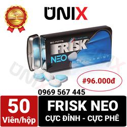 Kẹo Ngậm Bạc Hà Peppermint 50 Viên - Unix House giá sỉ
