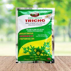 Phân vi sinh vật Trichoderma 500g nấm Trichoderma men ủ phòng ngừa hiệu quả bệnh vàng lá thối rễ 30 gói/thùng giá sỉ