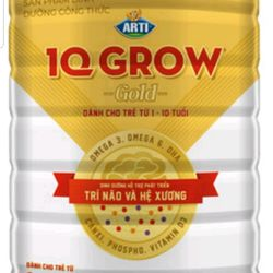 Iq grow gold 1-10 tuổi giá sỉ