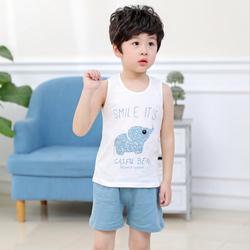 Bộ đồ cho bé gái hình thú chất liệu thun cotton thoáng mát 110 giá sỉ