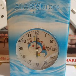 Đồng hồ báo thức anh em Doremon Cao cấp GH4001