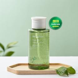 Nước Tẩy Trang Cho Da Dầu Mụn Innisfrees Green Tea Cleansing Water 300ml