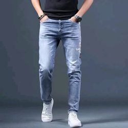 Quần Jeans Nam In Cao Cấp có size 34