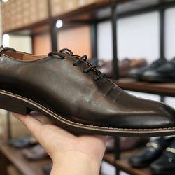 Giày tây oxford da bò thật thời trang nam GCS31 giá sỉ