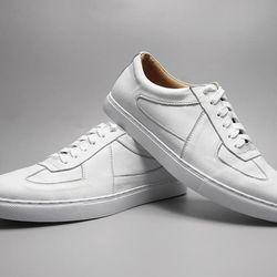 Giày thể thao nam sneaker da bò thật giá sỉ