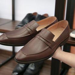 Giày tây sang trọng da bò thật nguyên tấm giá sỉ
