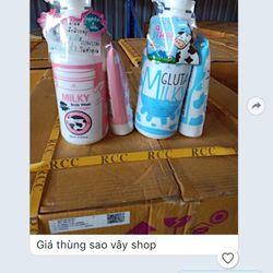 Sữa tắm Thái giá sỉ