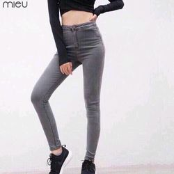 jeans dài basic