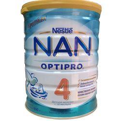sữa Nan số 4 từ Nga 800g giá sỉ
