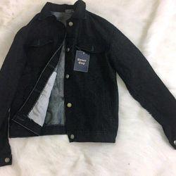 Áo khoác đen giá sỉ