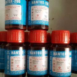 Hantox 200- thuốc phòng trị ký sinh trùng ve rận bọ chét giá sỉ