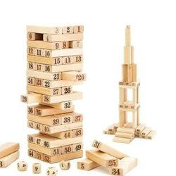 Bộ đồ chơi rút gỗ trò chơi trí tuệ dành cho bé giá sỉ