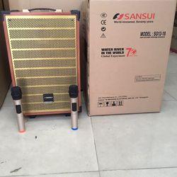 Loa kéo bluetooth SANSUI SG12-18