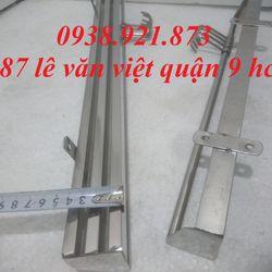 Giá Hủy Diệt Máng Dao Inox 2 Ngăn Kèm Móc Treo - MDH024-025
