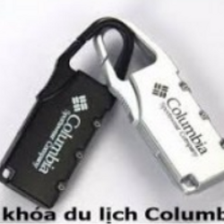 ổ khóa columbia 3 số