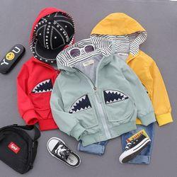 Áo khoác cá mập bé trai giá sỉ tphcm giá sỉ