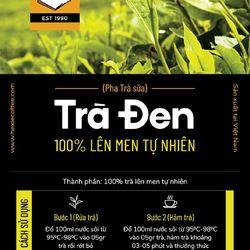 Trà Đen Hồng trà HEXIE BLACK TEA 1KG giá sỉ