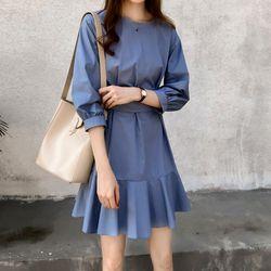 Đầm Váy Công Sở Thiết Kế - YT389 giá sỉ