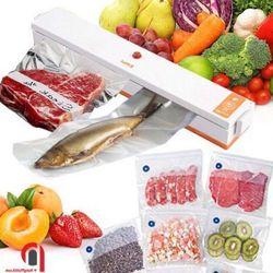 Máy hút chân khôngkiêm hàn miệng túi bảo quản thực phẩm Fresh giá sỉ