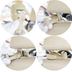 Combo 2 móc treo đồ cao cấp sau ghế xe hơi giá sỉ, giá bán buôn