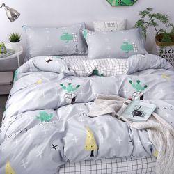 Bộ Chăn Ga Gối Cotton Korea NS182 giá sỉ