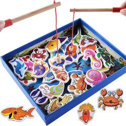 Bộ câu cá đại dương 32 con giá sỉ