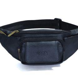 Túi đeo chéo CNT unisex TĐX 43 cao cấp ĐEN giá sỉ
