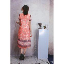 Đầm Voan Nhập Cao Cấp Mềm Mát 2164 giá sỉ