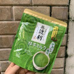 Bột trà xanh sữa Nhật bản matcha milk 200g