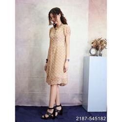 Đầm Hoa Voan Nhập Cao Cấp Mềm Mát 2187 giá sỉ