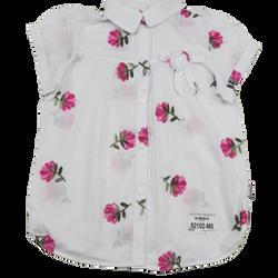 92102-M5- Áo sơmi boy BGcộc tay thêu hoa tímMade in VietNamsize to 11-15/ri5combo 5 sản phẩm từ nhỏ đến lớn giá sỉ