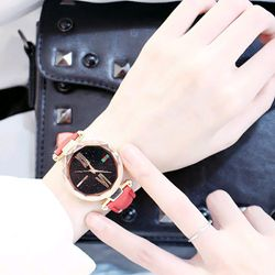 Đồng hồ nữ dây da giá buôn giá sỉ