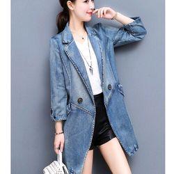 áo khoác jean nữ kho hàng qc số lượng giá sỉ