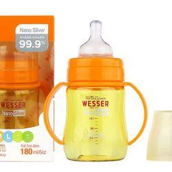 Bình Sữa Wesser 180ml giá sỉ