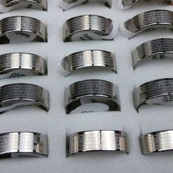 nhẫn đeo tay inox giá sỉ