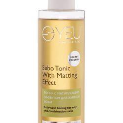 Nước hoa hồng với hiệu ứng Matting SEBO TONIC WITH MATTING EFFECT