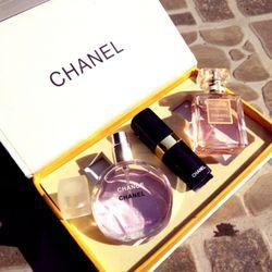 Set 2 Chai Nước Hoa Chanel Son Môi cực sang chảnh giá sỉ, giá bán buôn