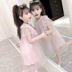 đầm công chúa cho bé gái giá sỉ